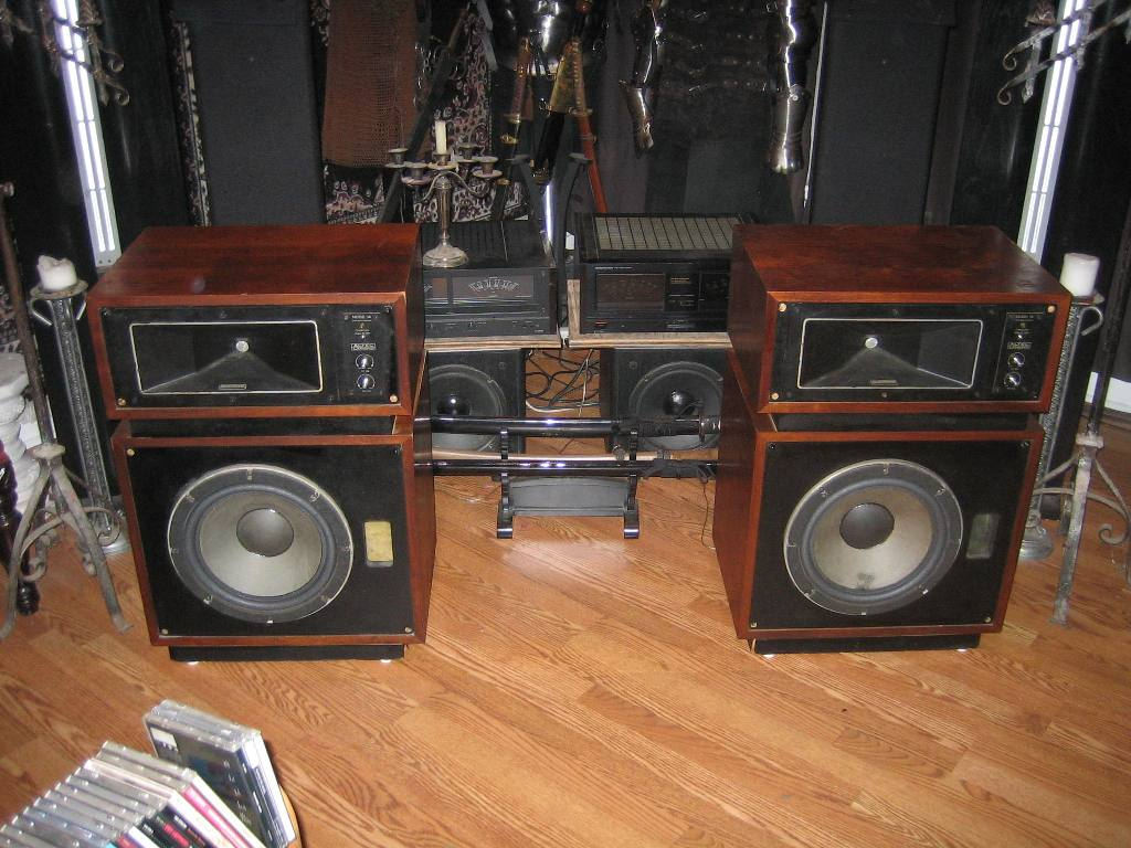 My $50 Altec Lansing Model 14's | Audiokarma Home Audio
